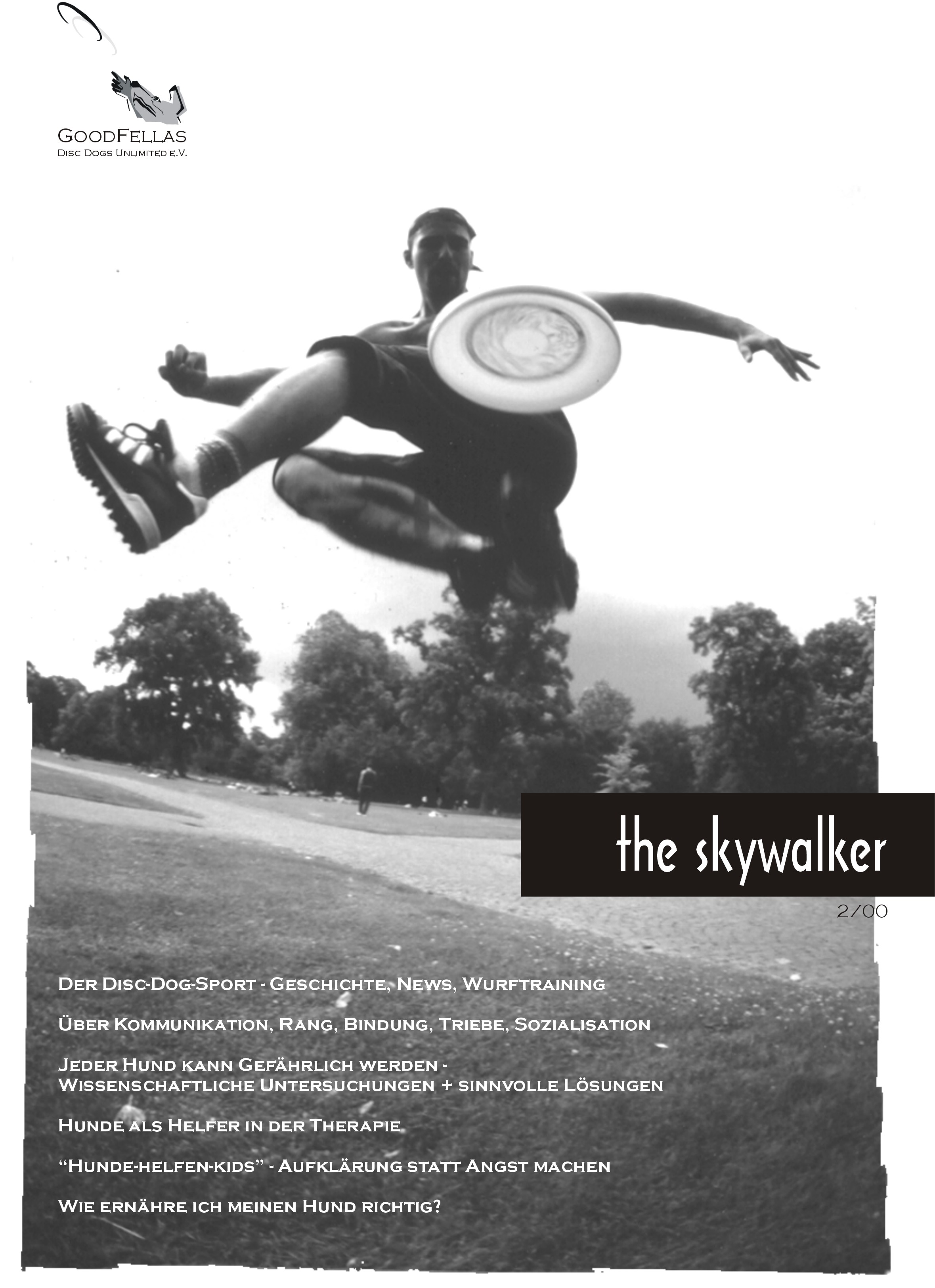 Skywalker Issue 2 (2000)